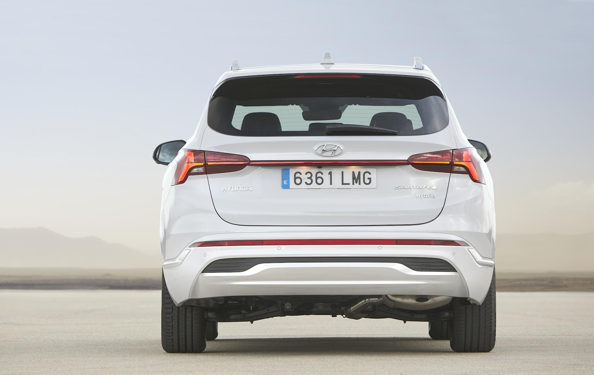 Hyundai presentó el nuevo Santa Fe: imágenes y video