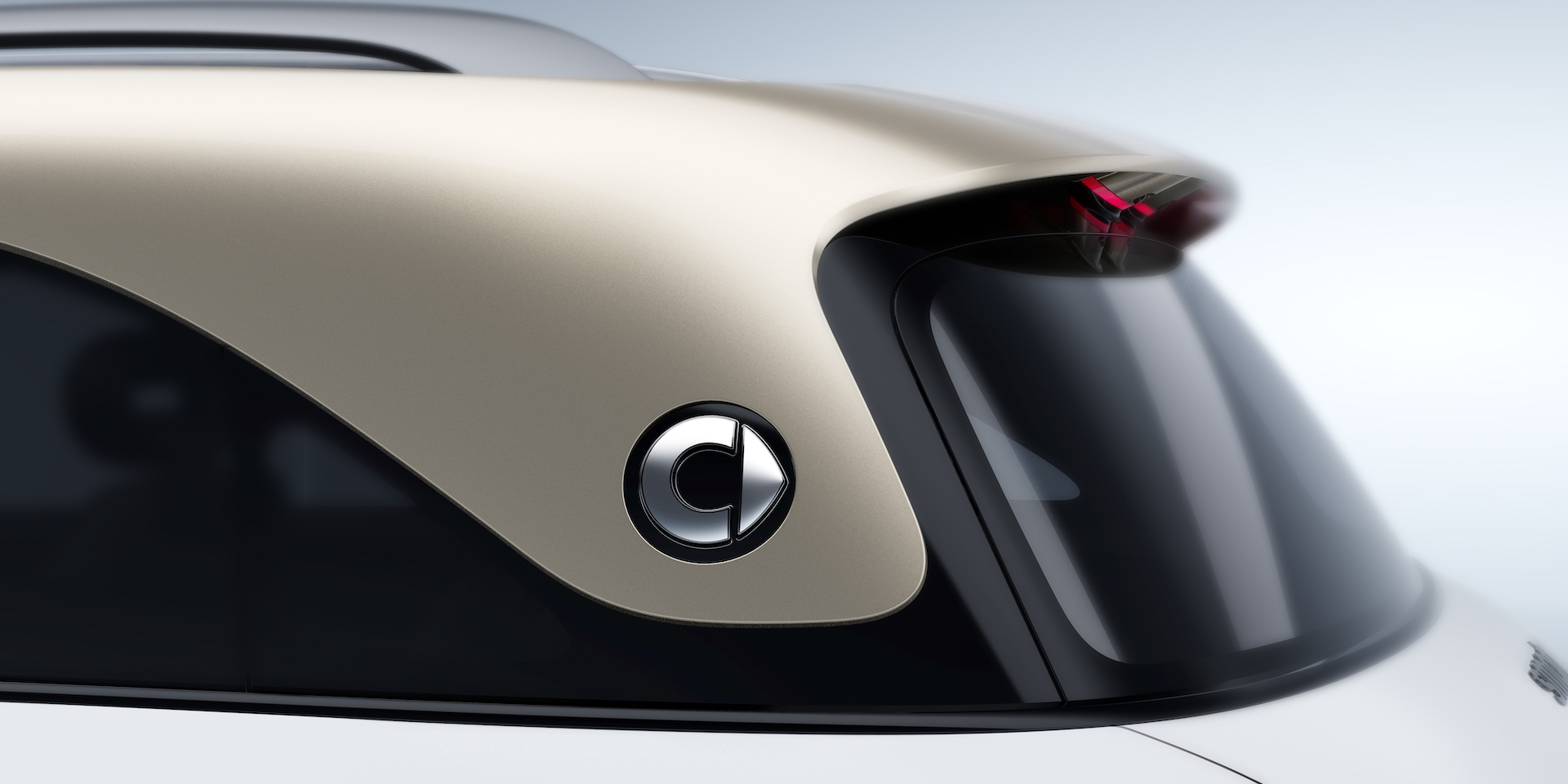smart adelanta cómo será su nuevo auto eléctrico: imágenes