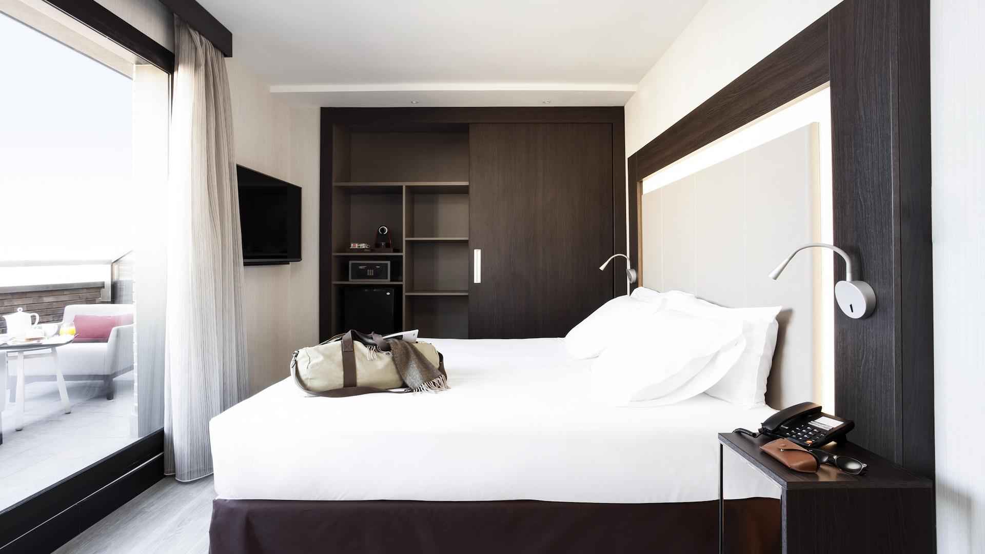 Reabrió en Madrid el hotel Novotel más grande del mundo