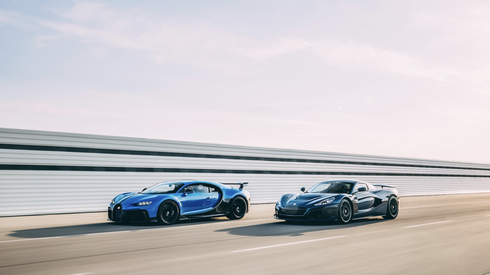 Porsche, Bugatti y Rimac se unen para crear: Bugatti-Rimac
