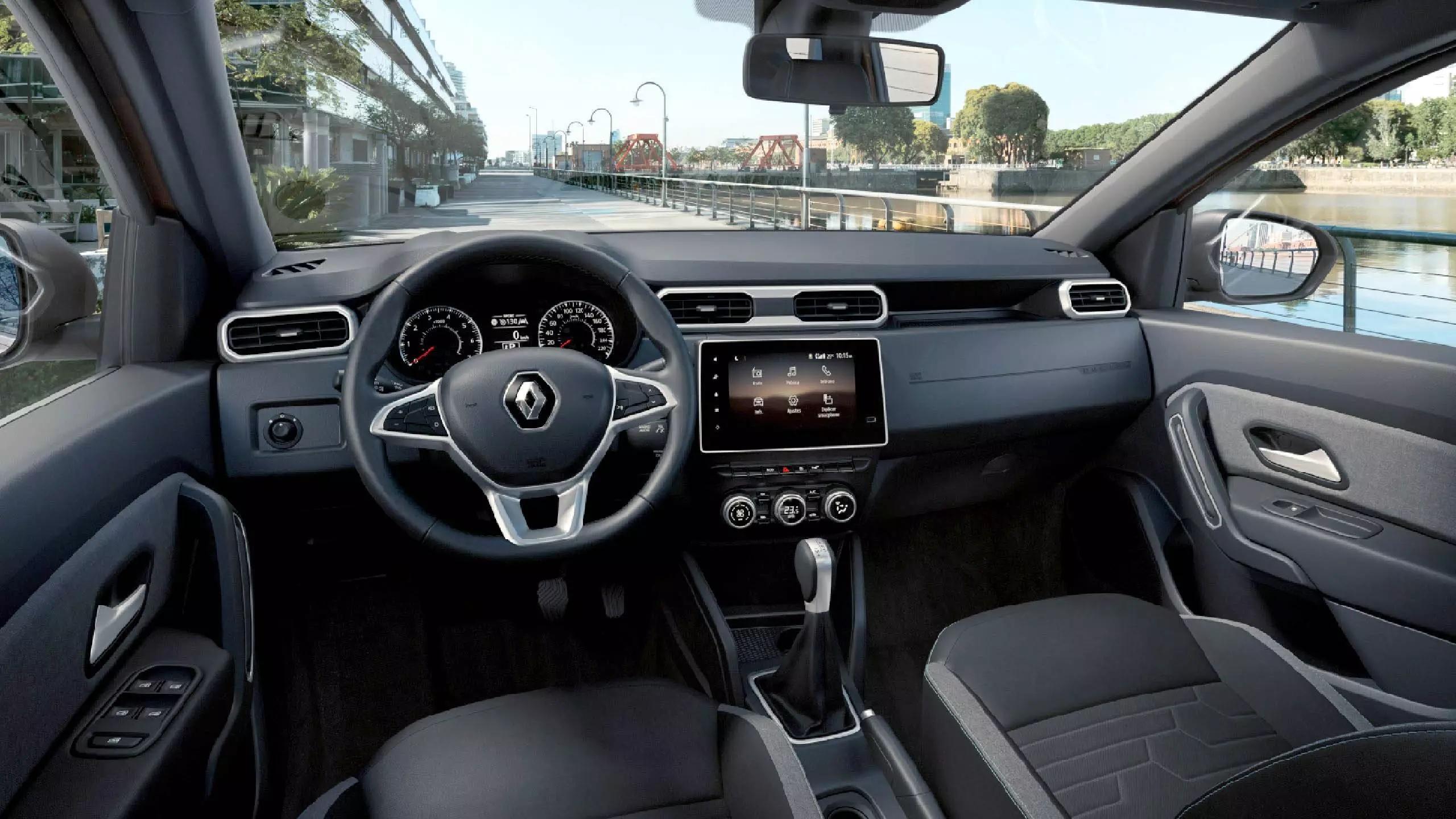 Presentaron en Rosario la nueva Renault Duster: imágenes