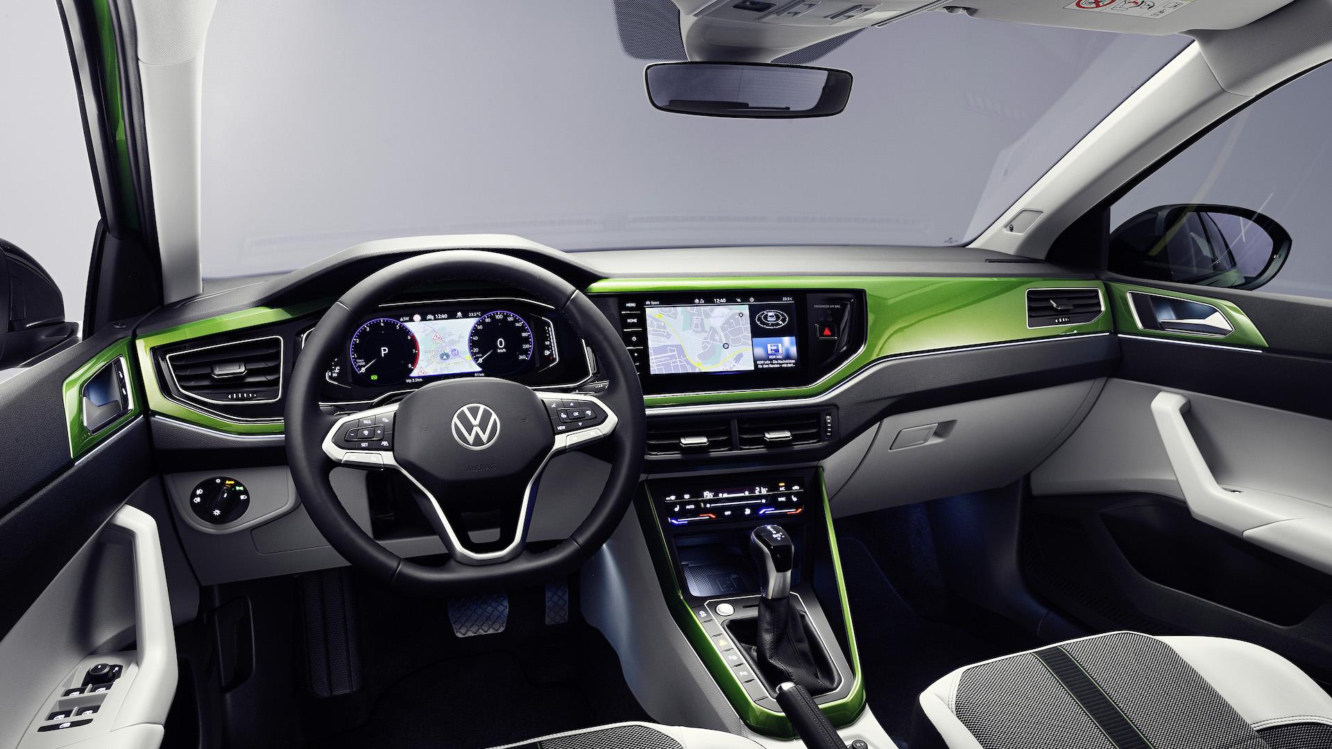 Volkswagen presentó el nuevo Taigo: imágenes